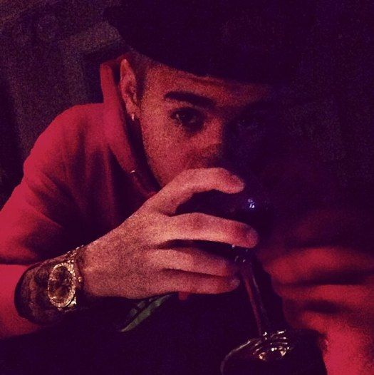 Justin Bieber and Chantel Jeffries date night!