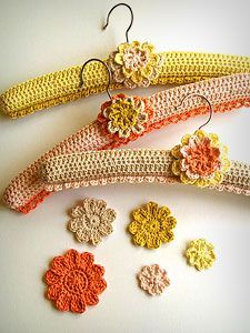 knitted coat hangers free patterns - Google Search
