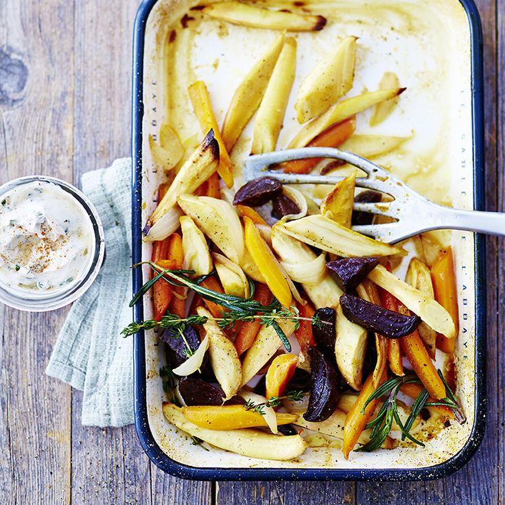 Knolgewassen uit de oven Recept | Weight Watchers Nederland