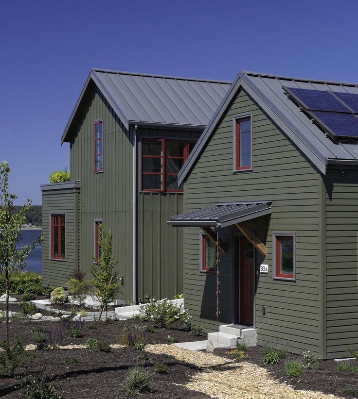 Best 25 cedar siding cost ideas on pinterest siding for Finehomebuilding com houses