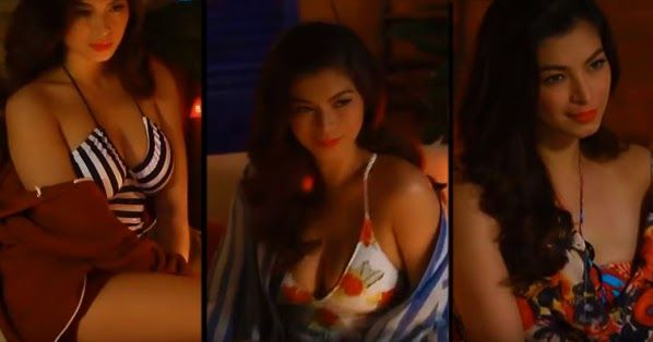 Angel Locsin Shows Off Her Extreme Sexiness In This Fashion Shoot!