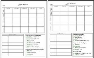 Guided Reading Template :)