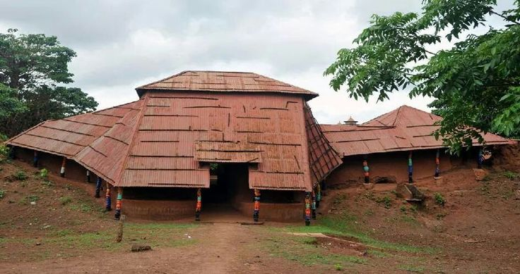 yoruba architecture architectural archeological mythic