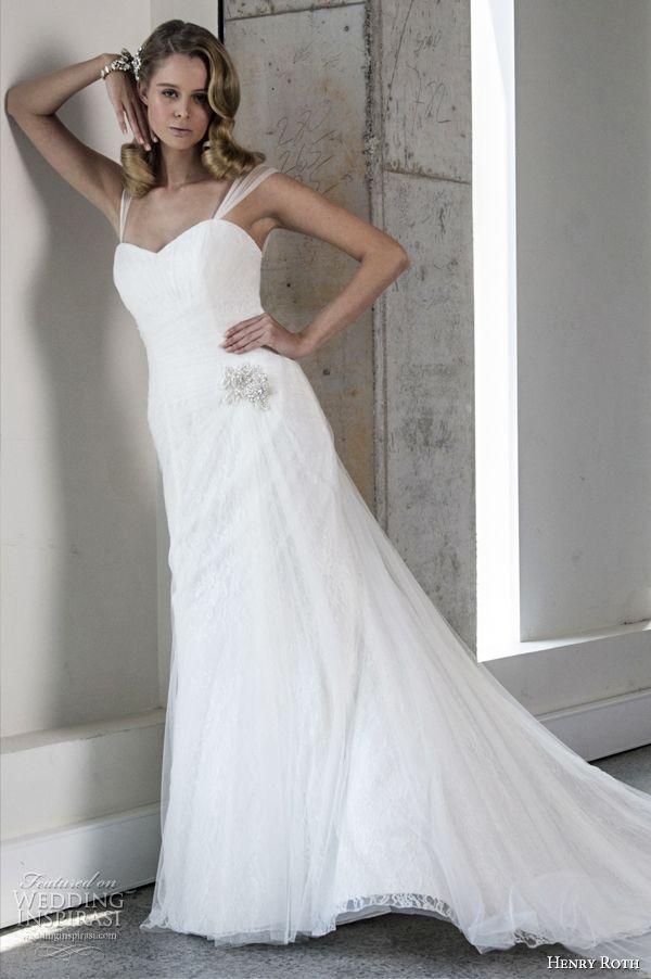 Henry Roth 2014 Wedding Dresses