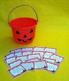 Sujets d'écriture de l'Halloween (9-12 ans) Idéale pour les périodes d'écriture autonome ou la composante travaux d'écriture des 5 au quotidien. Au cours de cette activité, les élèves rédigent un court texte à partir d'un sujet d'écriture de leur choix, sur le thème de l'Halloween. www.litteratout.com