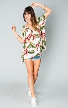 SHOW ME YOUR MUMU AVALON TOP