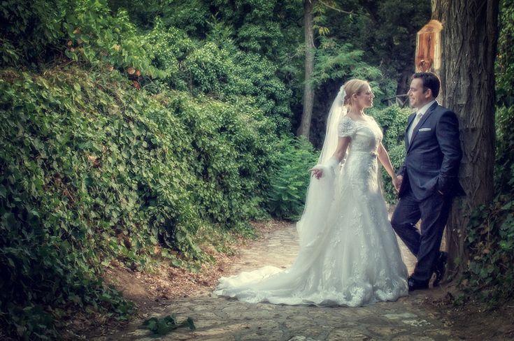 Φωτογράφηση Γάμου στην Αγ. Σκέπη Παπάγου - Δήμητρα