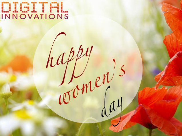This world is a better place because of the presence of Women. Mother, Sister, Daughter, Friend, Lover or Wife... no matter what their role is, they add meaning to our existence and bring love to our life. Cheers to the Womanhood! Happy Women's Day! #happywomensday  - Regards, Digital Innovations