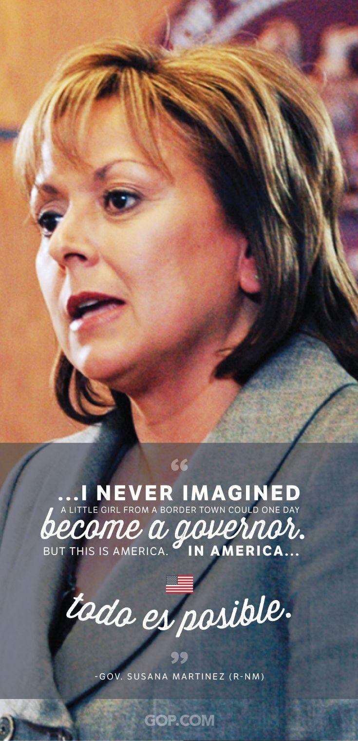 Susana Martinez The Next Sarah Palin?