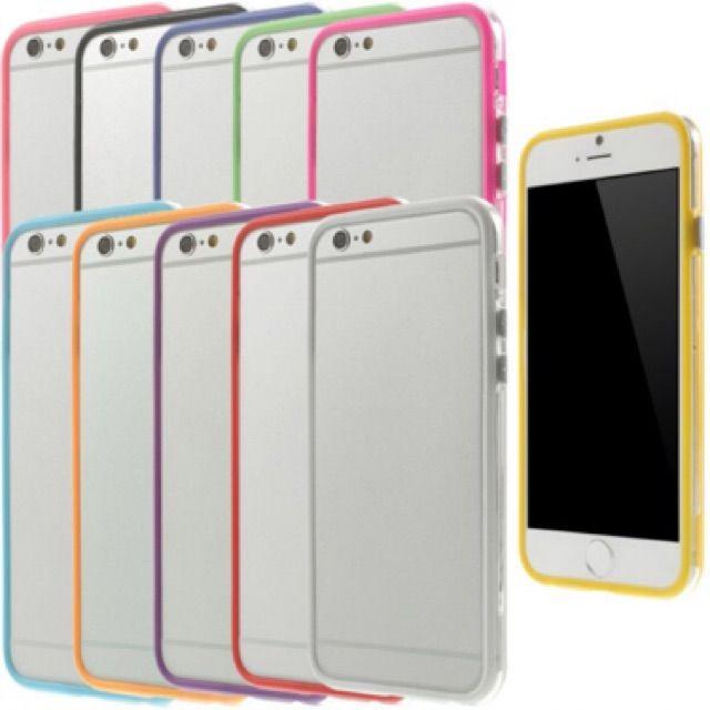 Temukan dan dapatkan Backless Bumper Frame Hybrid TPU+PC Case for iPhone 6 4.7 Inch hanya Rp 40.000 di Shopee sekarang juga! #ShopeeID