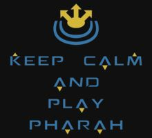 Overwatch - Keep Calm and Play Pharah by Zurex
