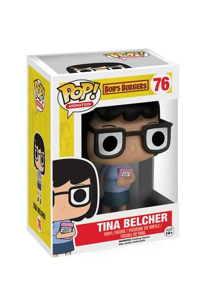 Invite the Belcher family into your home! Tina will just be here, on the floor, dying.