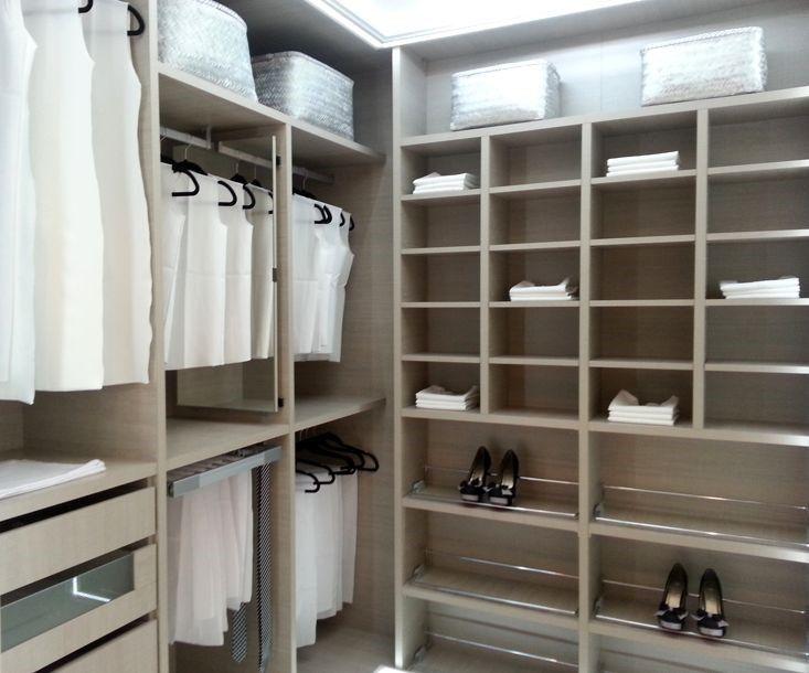 Roupeiros - Interiores | Linhas Direitas - Soluções de Interiores, Lda • roupeiros, estantes, camas, tudo por medida