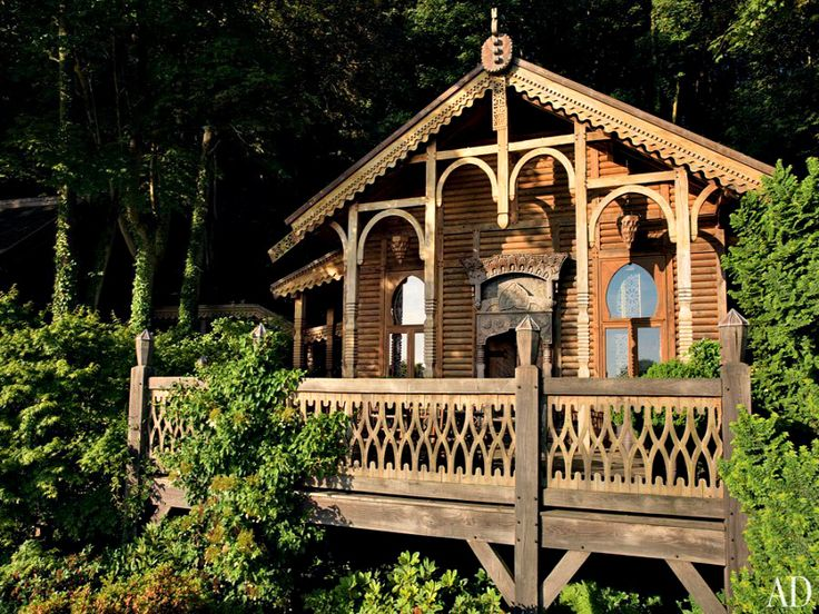 535 best Russian and slavic country homes and wooden architecture ...
