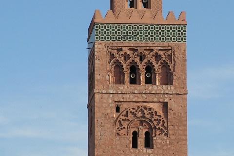 Moscheea #Koutobia - #Marrakech, #citybreak, #vacantapersonalizata, #vacanta, #rotravel, #destinatiasaptamanii
