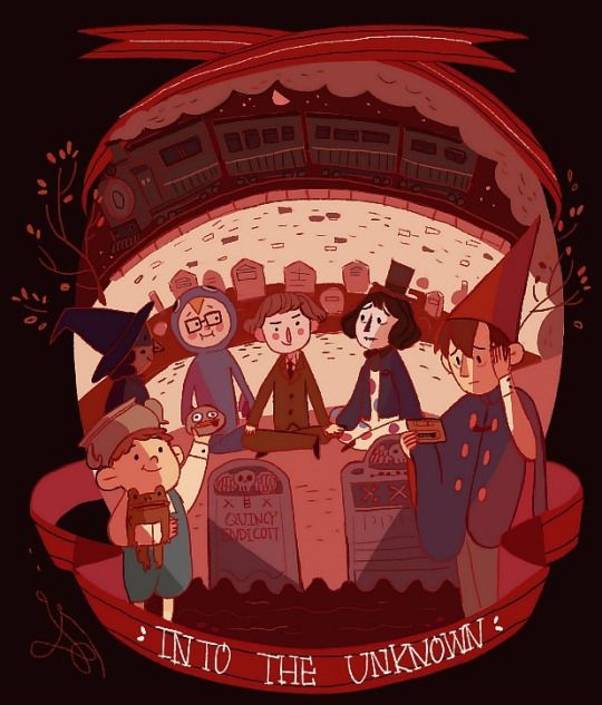 1000 Images About Over The Garden Wall On Pinterest Gardens Posts And Lost