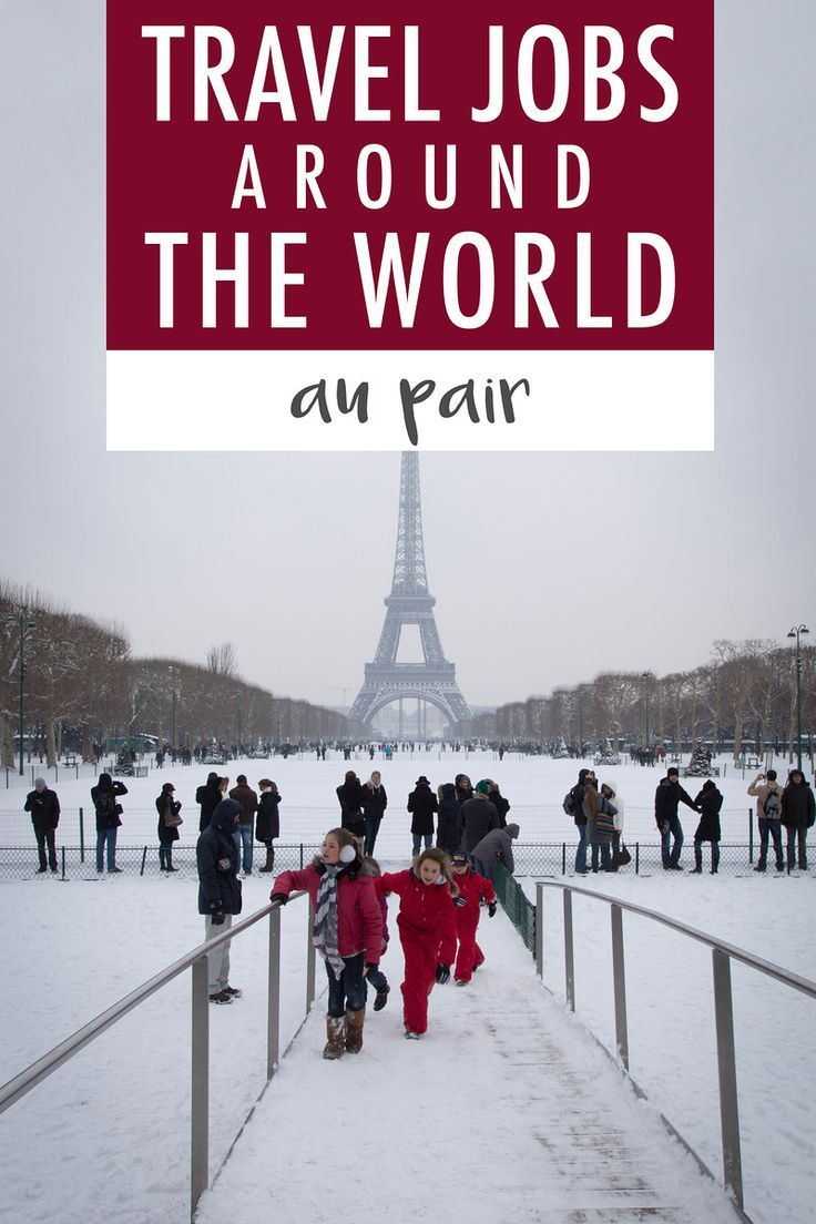 An au pair will have an opportunity to live and work abroad with a host family, as if they were an extension of the family in an interesting, faraway place! This position offers a unique cultural exchange opportunity, for those who are looking to base abroad in a safe and comfortable environment, with minimal expenses.