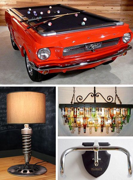 Awesome Man Cave Garage Gift Ideas Compilation