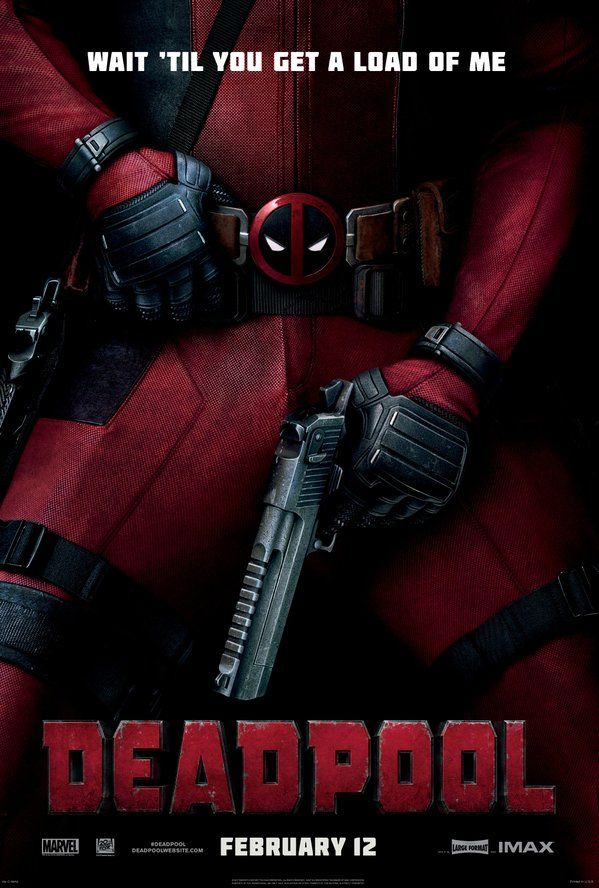 A Mad Movie Review: Deadpool