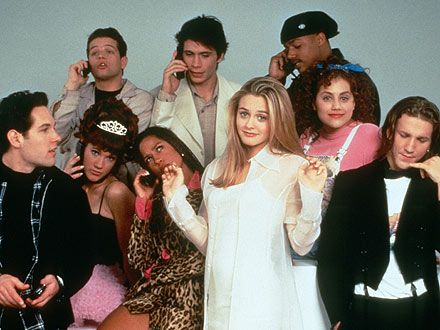 Clueless!! Love this movie and can quote every word of it lol