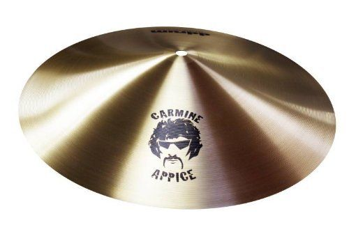 ddrum accessories carmine shade cymbal 15 crash ride cymbal by ddrum used by carmine. Black Bedroom Furniture Sets. Home Design Ideas
