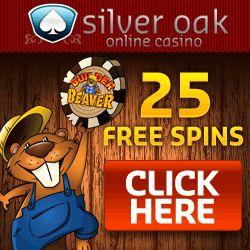 free spin bonus codes silver oak casino