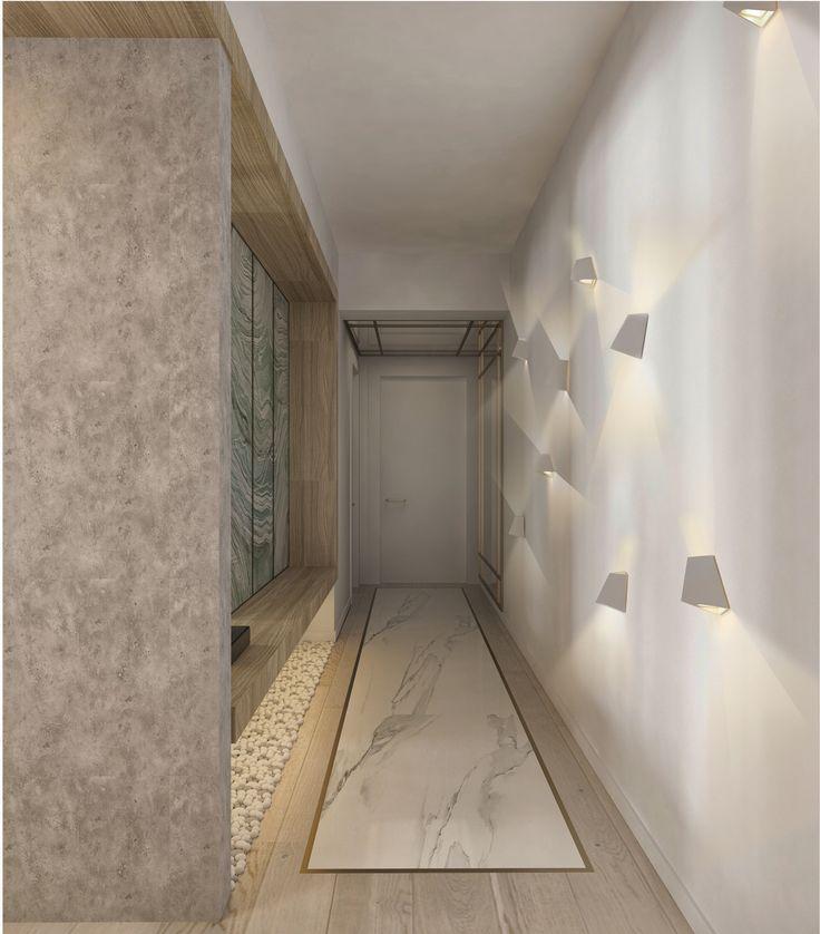 #foamseagreen #livingoom #ambientallight #ceilinglamps #wood #naturalsienna #beige #white #classicwooddoor