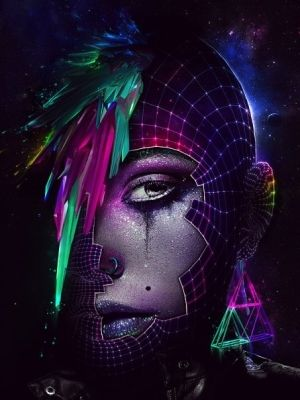 1000 images about cyberpunk mech on pinterest digital for Case futuristiche