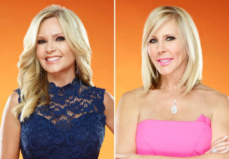 Are Tamra Judge and Vicki Gunvalson Still Friends? | All Things Real Housewives