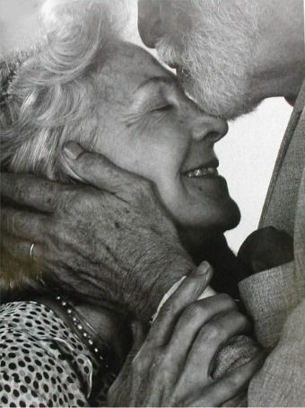 """Relish love in your old age! Aged love is like aged wine; it becomes more satisfying, more refreshing, more valuable, more appreciated and more intoxicating!""Oneday, Forehead Kisses, Inspiration, Heart, Quote, Truelove, Old Couples, Beautiful, True Love"