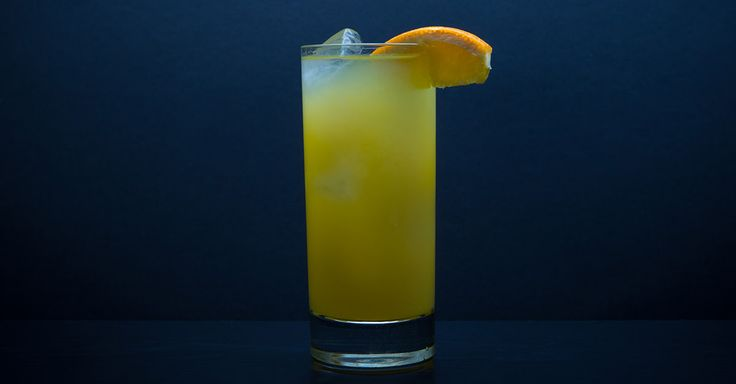 You definitely need to know how to make this vodka based cocktail, the Screwdriver