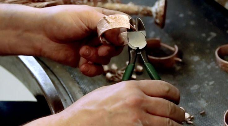 Lavorazione metallo www.antoniomassarutto.it
