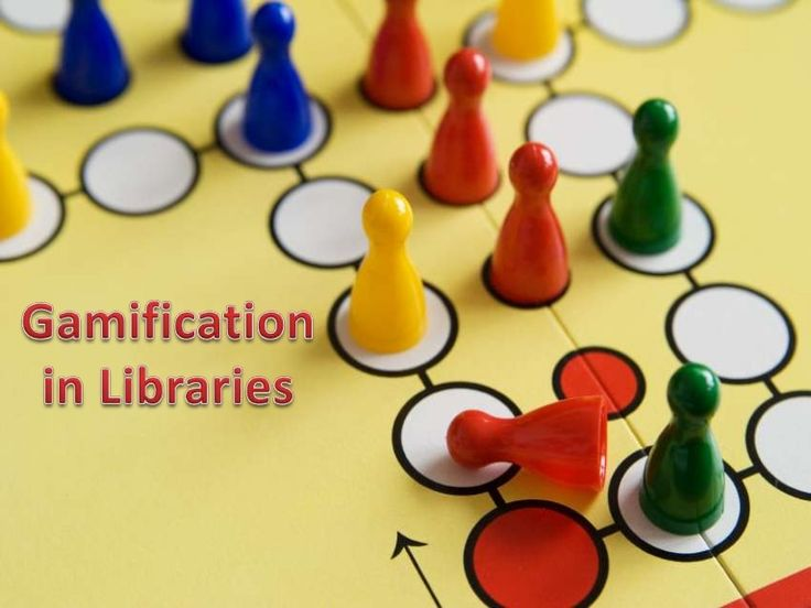 Gamification in Libraries