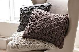 cuscini a maglia - Cerca con Google