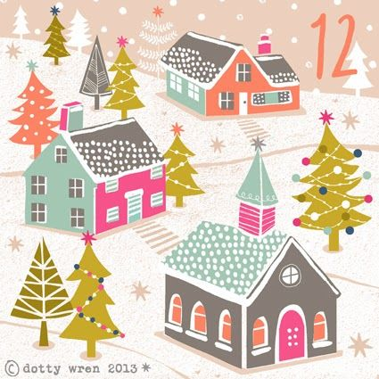 Day 12 already!! We are at the advent half way now as we wont be posting on the 25th due to mass consumption of mince pies and bucks fizzy ;...