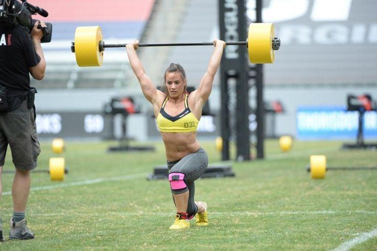 Camille Leblanc-Bazinet - Championne mondiale de Crossfit | LaPresse.ca