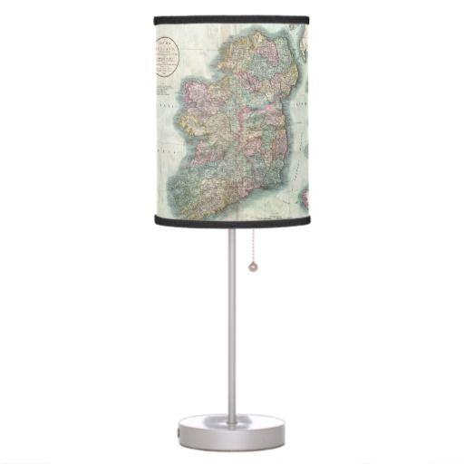 Unique Irish Garland Lamp  Table Amp Desk Lamps  Lamps  Home Decor