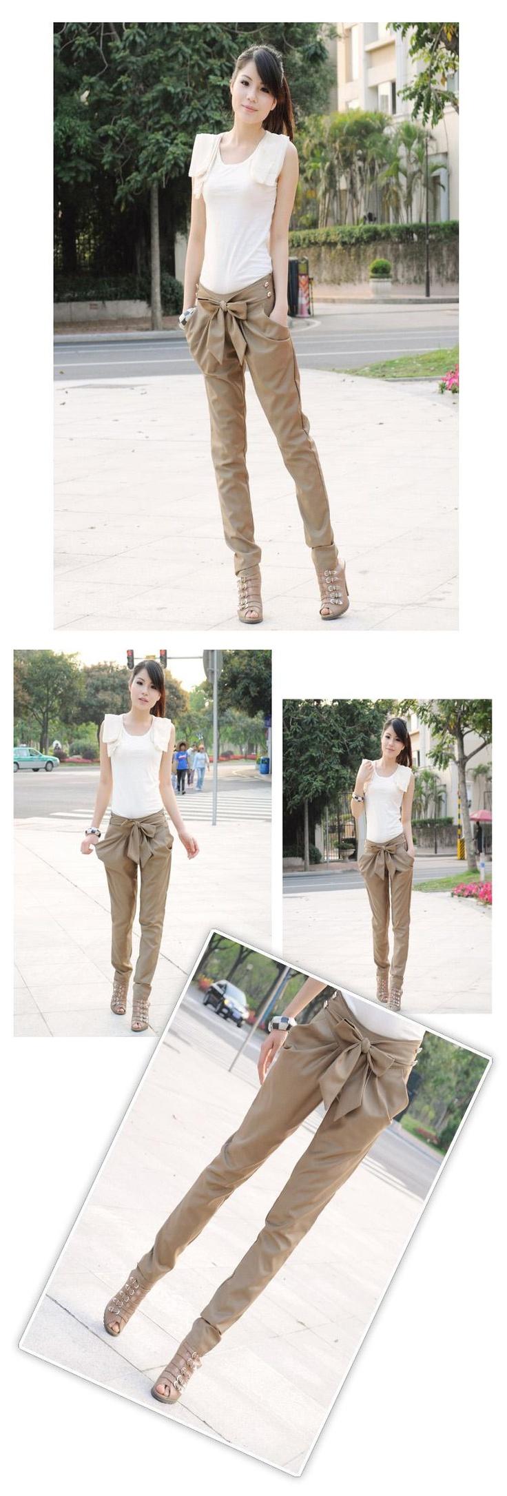 Harem Trousers....damn Asian girls and their cuteness