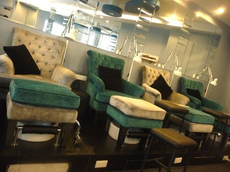 Pedicure Chair Ideas luxury spa pedicure area polished pedicure lounge Find This Pin And More On Contemporary Pedicure Chairs Beauty Salon Ideas