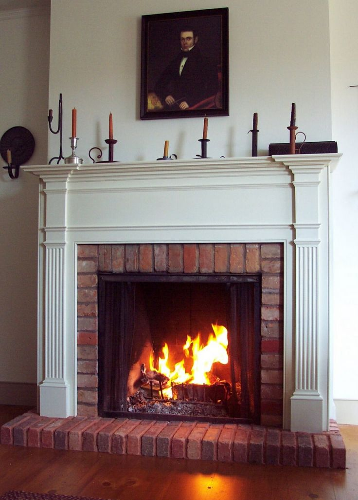 23 Best Images About Fireplace On Pinterest Mantels