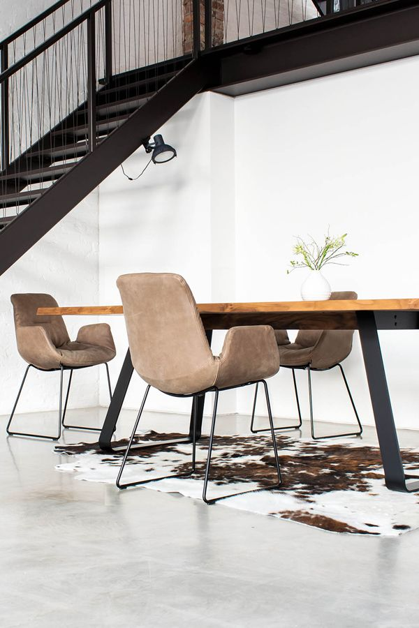 Tonon Step Armchair 9w4 94 Soft Upholstered Massivholztisch Stuhle Haus Deko