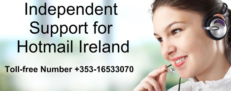 Hotmail is a very popular web mail account which used by many people around the world. There are many other wonderful features available in their e-mail service, to know more about them go to Microsoft Hotmail support site. In case, you confront any problem with this you should Dial Hotmail Customer Support Number Ireland +353-16533070 and find the best solution for your questions. We are always available for your help in 24*7.