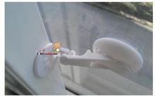 Livraison gratuite bébé de sécurité fenêtre coulissante verrouiller bébé enfant enfants fenêtre fenêtres de verrouillage de sécurité bouchon(China (Mainland))