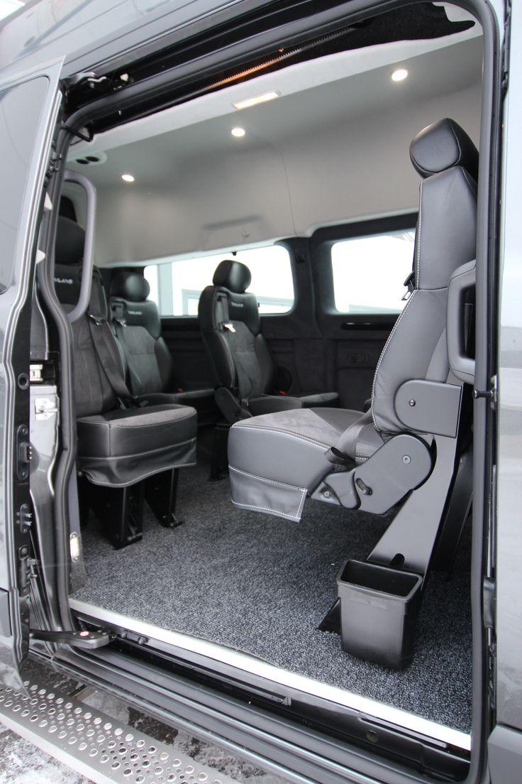 Ford Transit Custom Tamlans