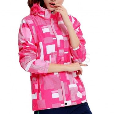 Womens Lightweight Waterproof Jacket