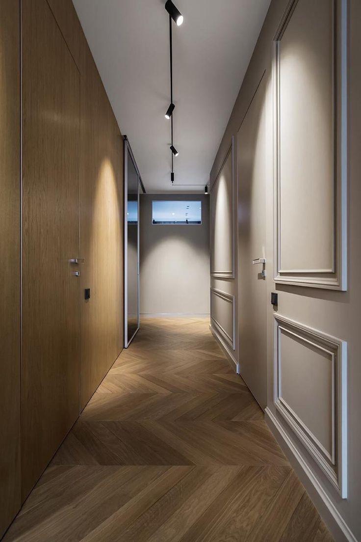 освещение в длинном коридоре фото причесок образец красоты