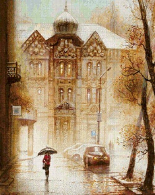 картины художника Светлана Ясенева-15