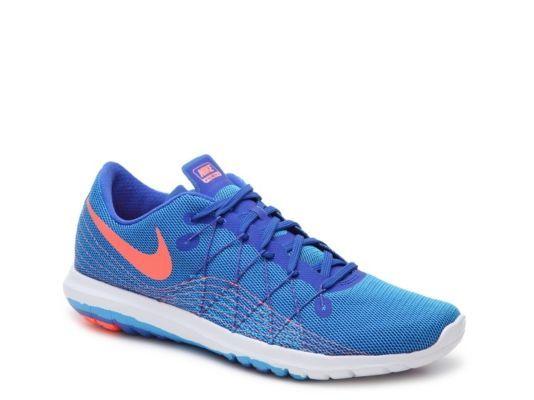 Nike Flex Fury 2 White/Blue Lagoon/Gamma Blue Wholesale Price