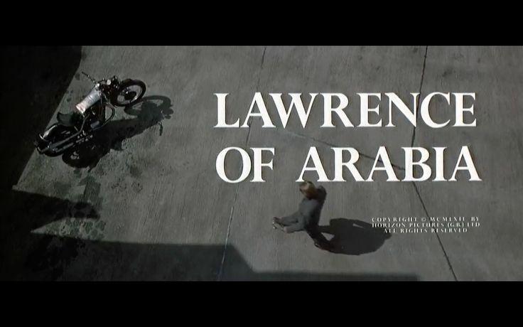 Lawrence of Arabia Intro Scene Screenshot