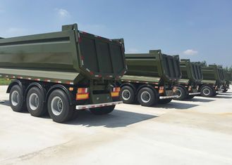David    Tel/what's app : +86 186 152 01302     E-mail  :  info@cimcvehicles.cn  China CIMC high quality double 3 axle dump trailer self dumper trailer semi end dump trailer for sale supplier